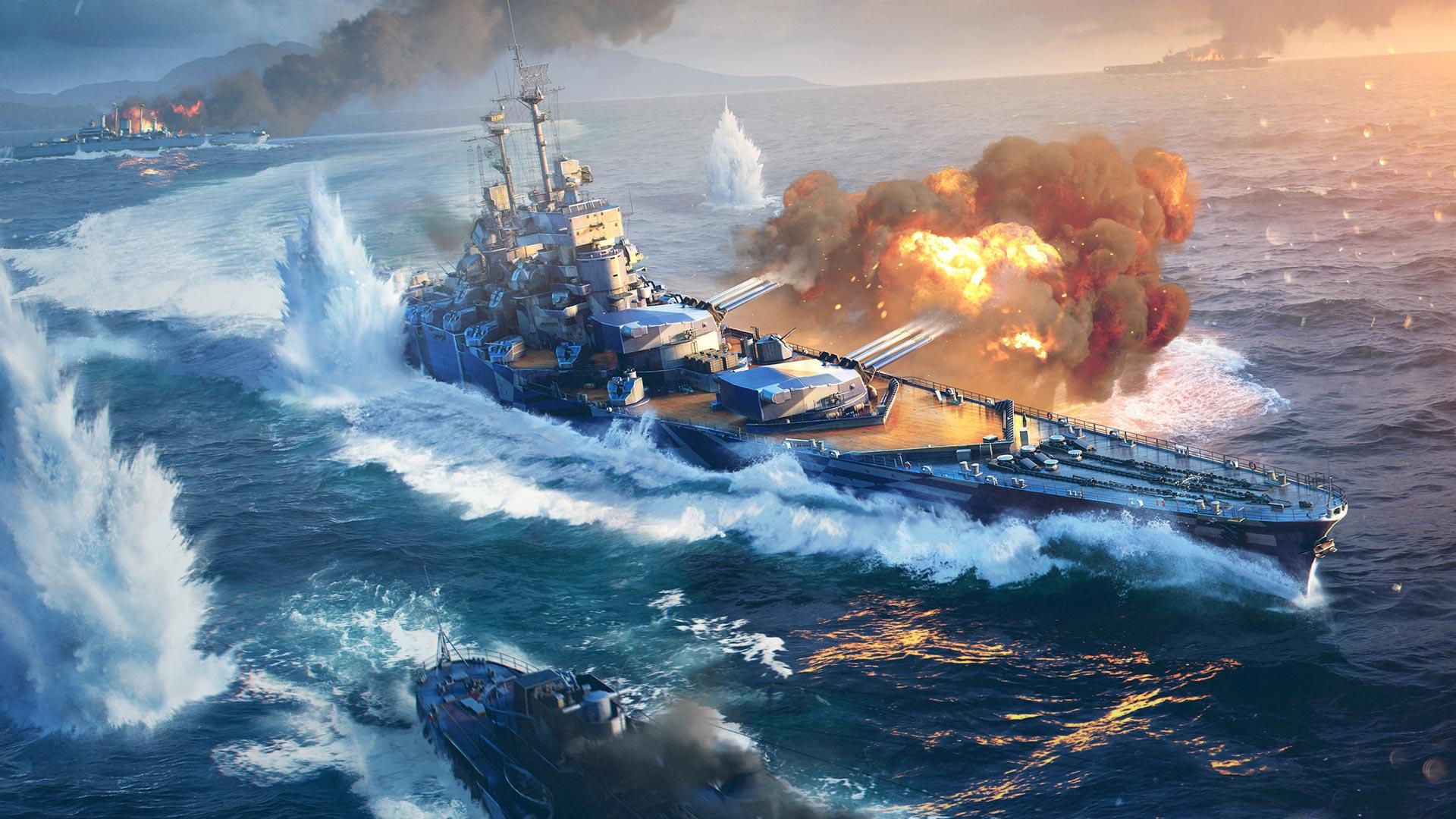 Showcase :: World of Warships