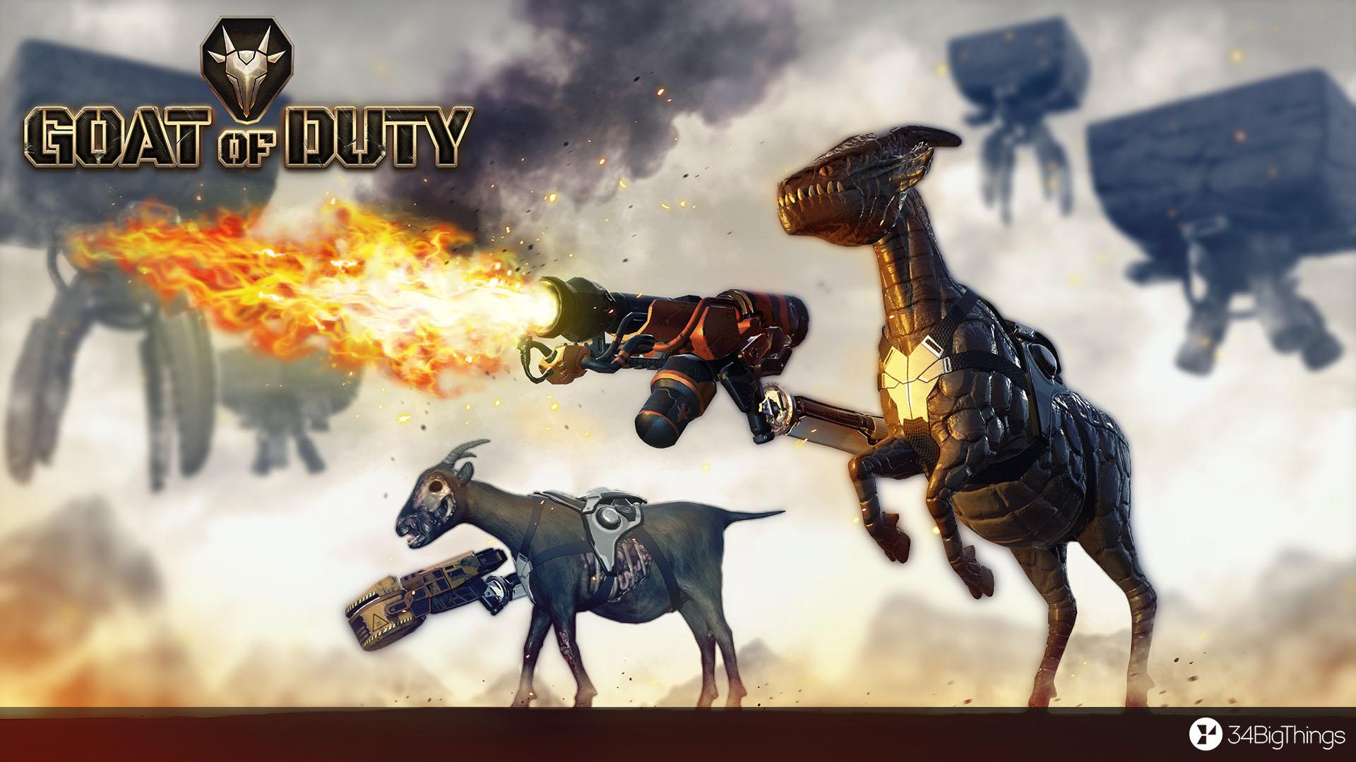 Showcase :: Goat of Duty