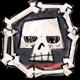 Bones skull