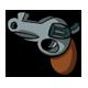 Detective Gallo's Revolver