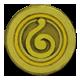 Yellow Medallion