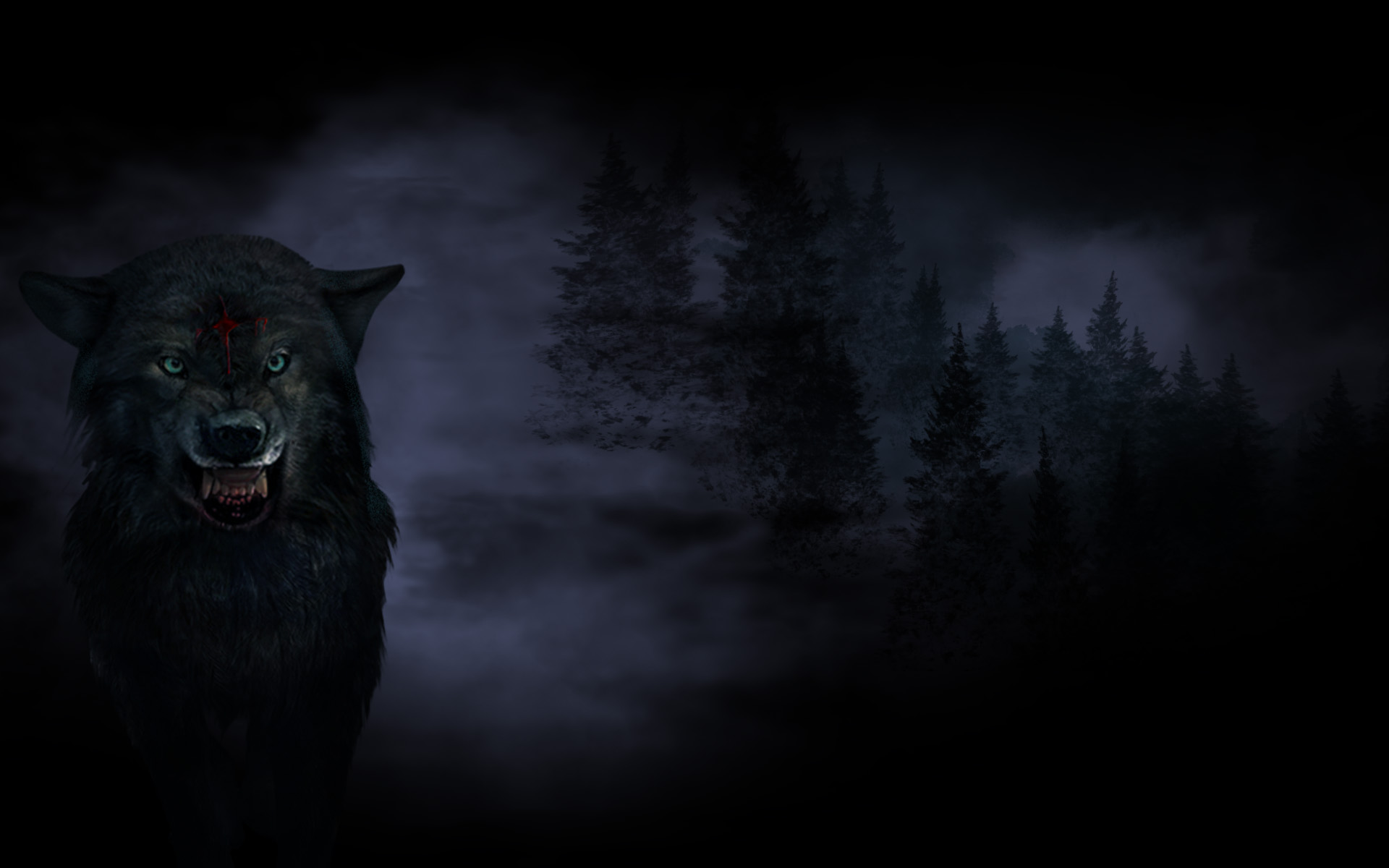 Steam Community Market :: Listings for 558490-Wolf (Profile Background)