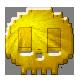 Golden Skell Badge