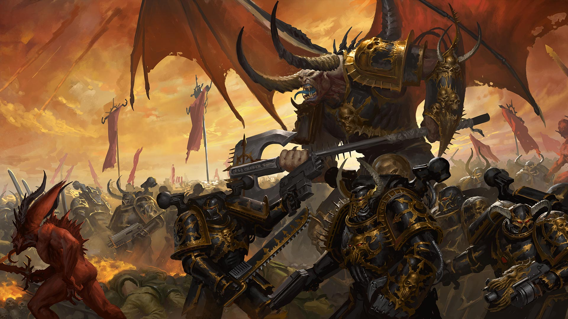 Showcase :: Battlefleet Gothic: Armada 2
