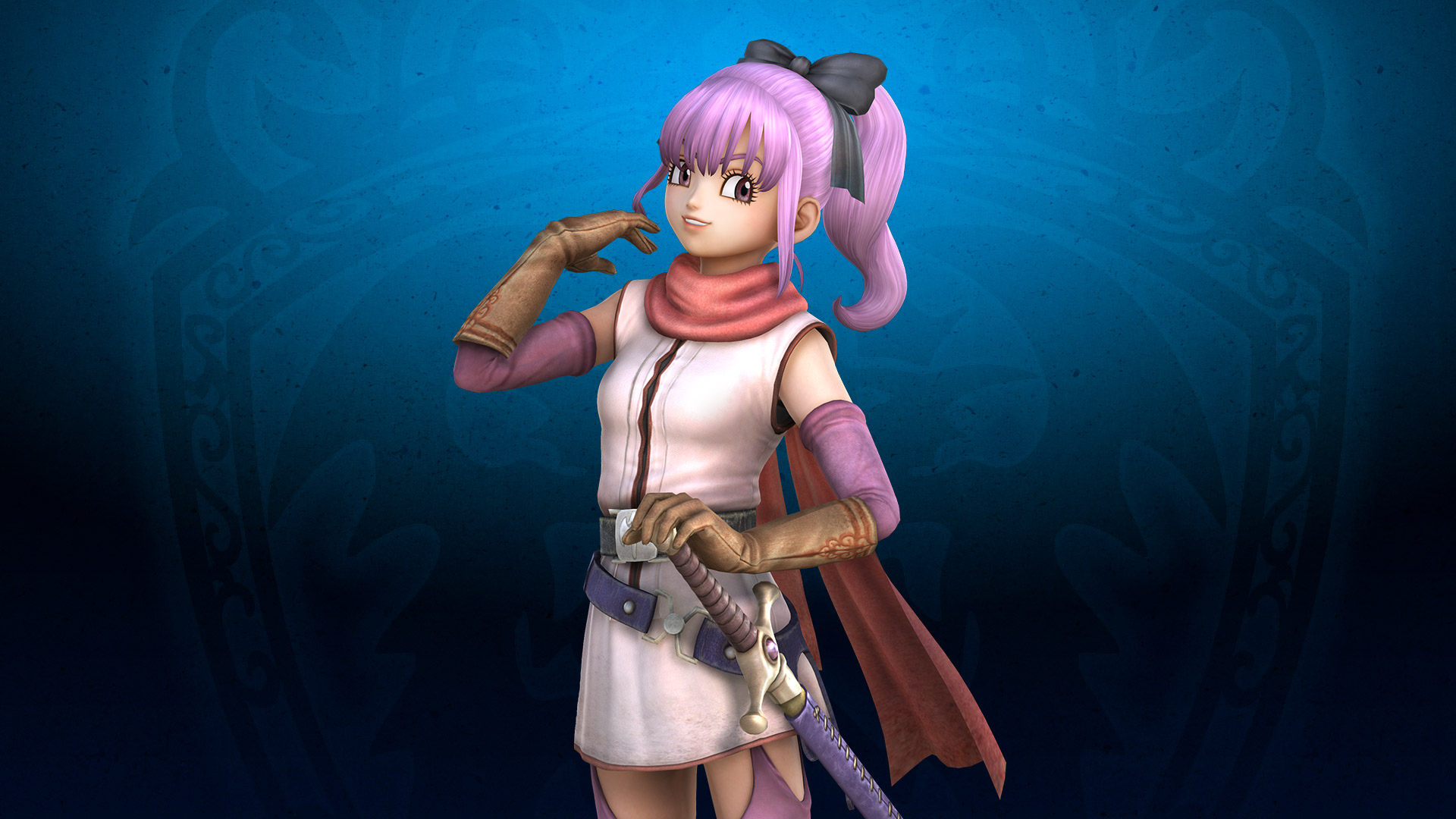 Steam card exchange showcase dragon quest heroes ii card 8 of 9artwork teresa aloadofball Choice Image