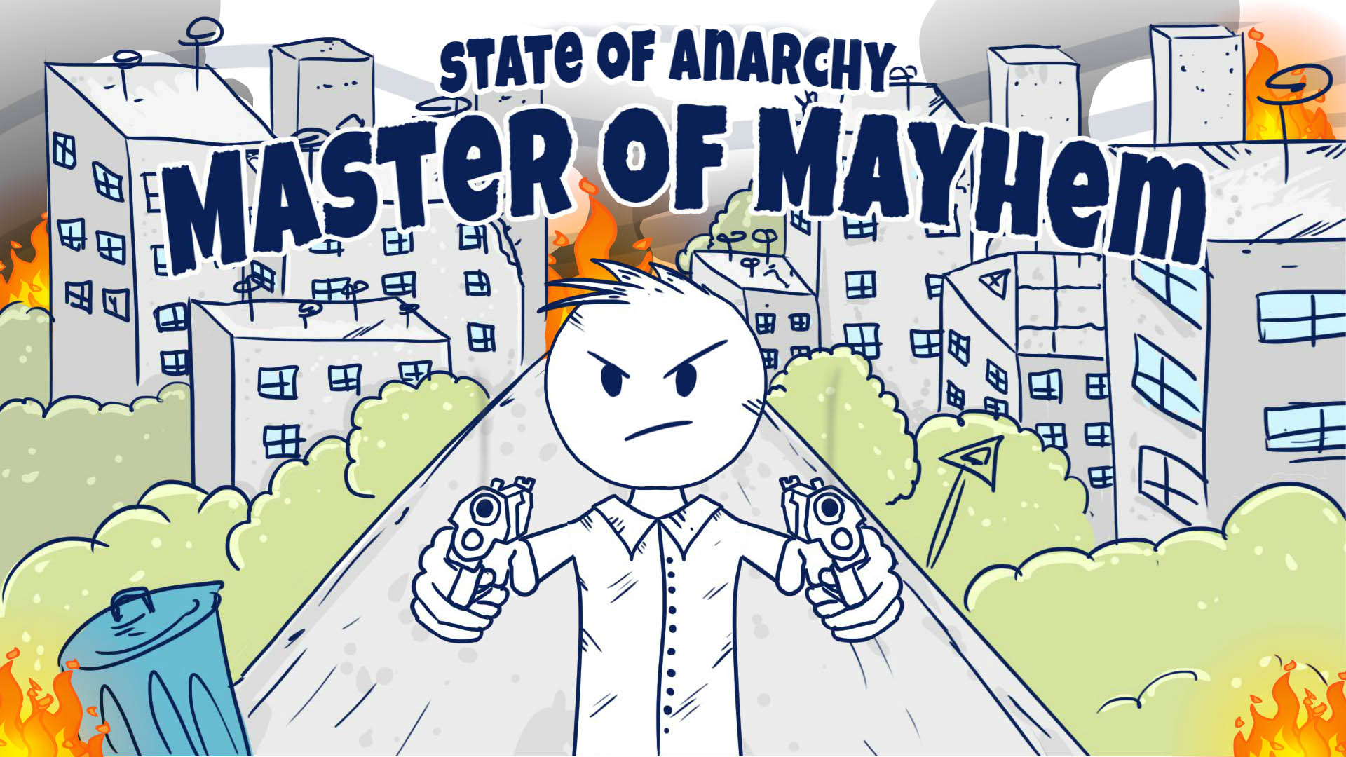 Steam card exchange showcase state of anarchy complete master card 6 of 10artwork master of mayhem malvernweather Gallery