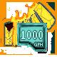 1000 GPH