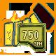 750 GPH