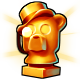 Golden Gummy Trophy