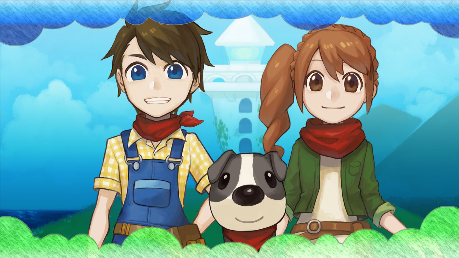 Showcase :: Harvest Moon: Light of Hope