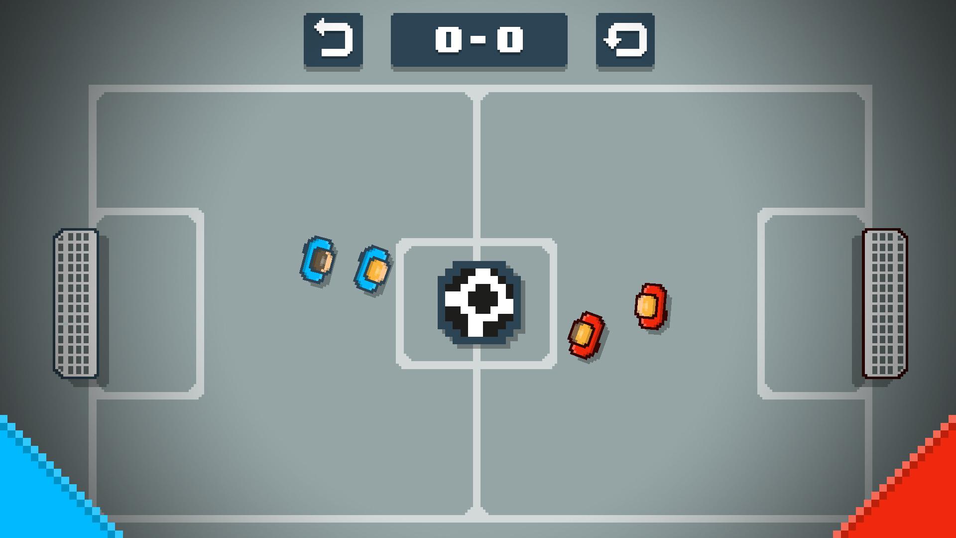 Steam Card Exchange :: Showcase :: Socxel | Pixel Soccer