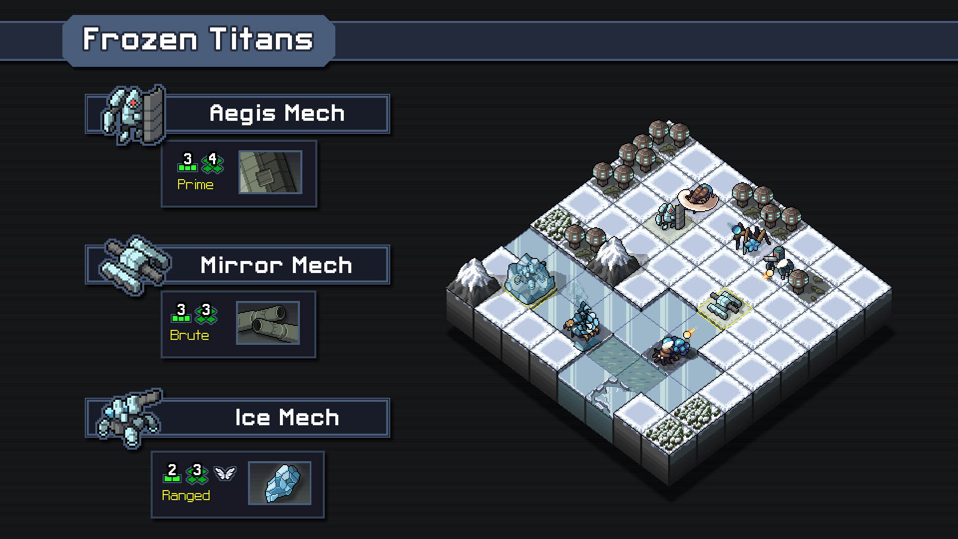 Showcase :: Into the Breach