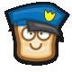Toast Cop