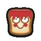 Jammed Toast
