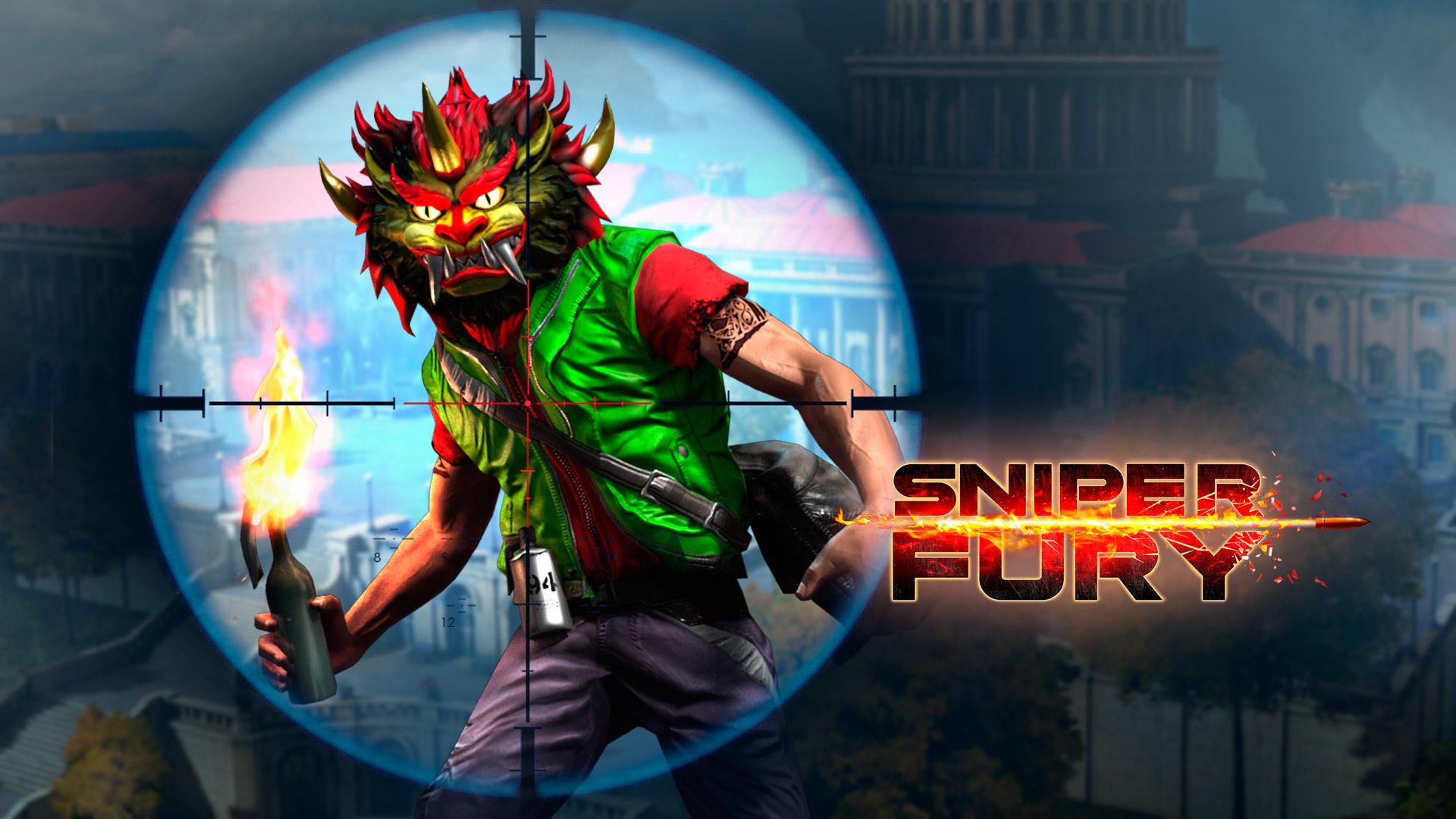 Showcase :: Sniper Fury