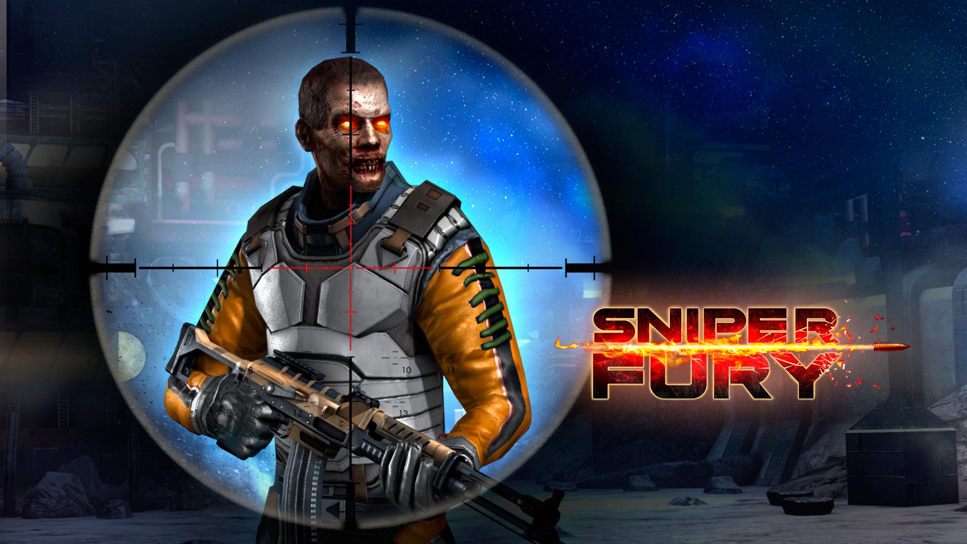 Showcase :: Sniper Fury on