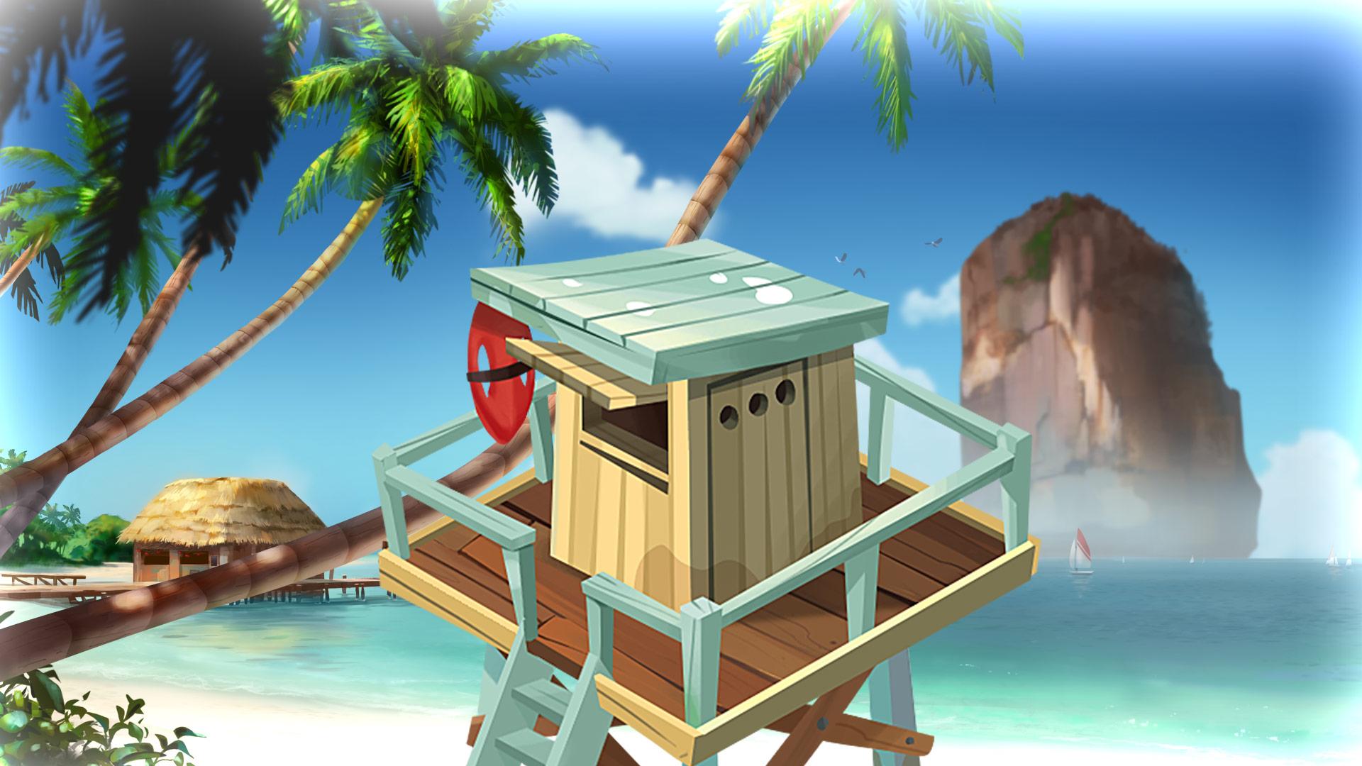 Aloha Paradise Hotel