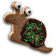 Have a Snail Cookie! Yum!