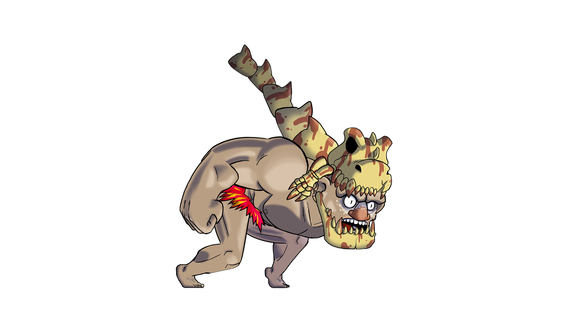 Steam Card Exchange :: Showcase :: Caveman Warriors