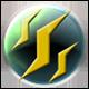Cyborg badge
