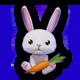 Well Fed Rabbit