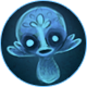 Blue Ghost Critter
