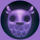 Purple Ghost Critter