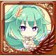 Cyberdimension Neptunia Badge 01