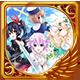 Cyberdimension Neptunia Badge 05