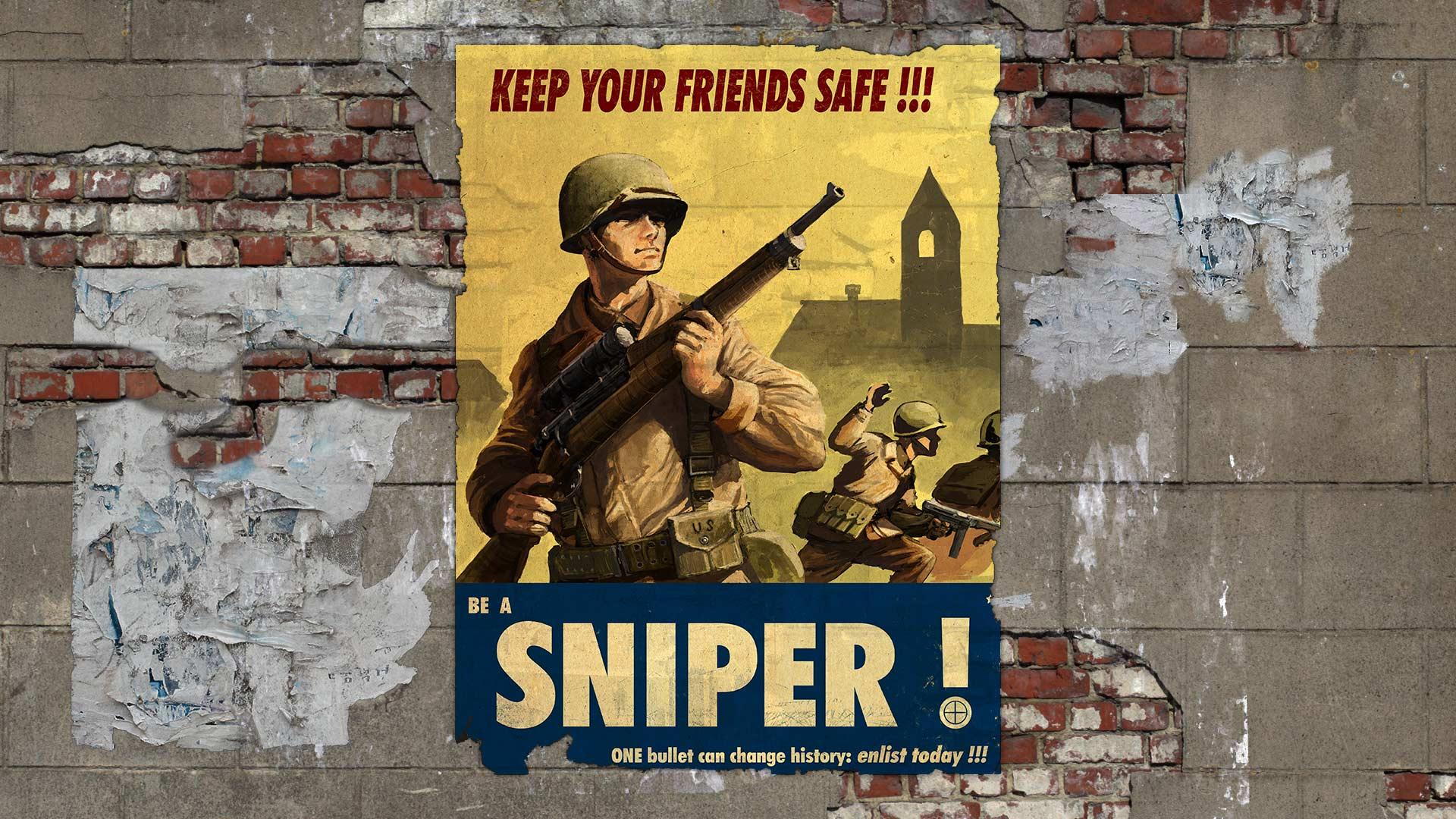 Steam card exchange showcase sniper elite v2 card 5 of 9artwork us sniper voltagebd Images