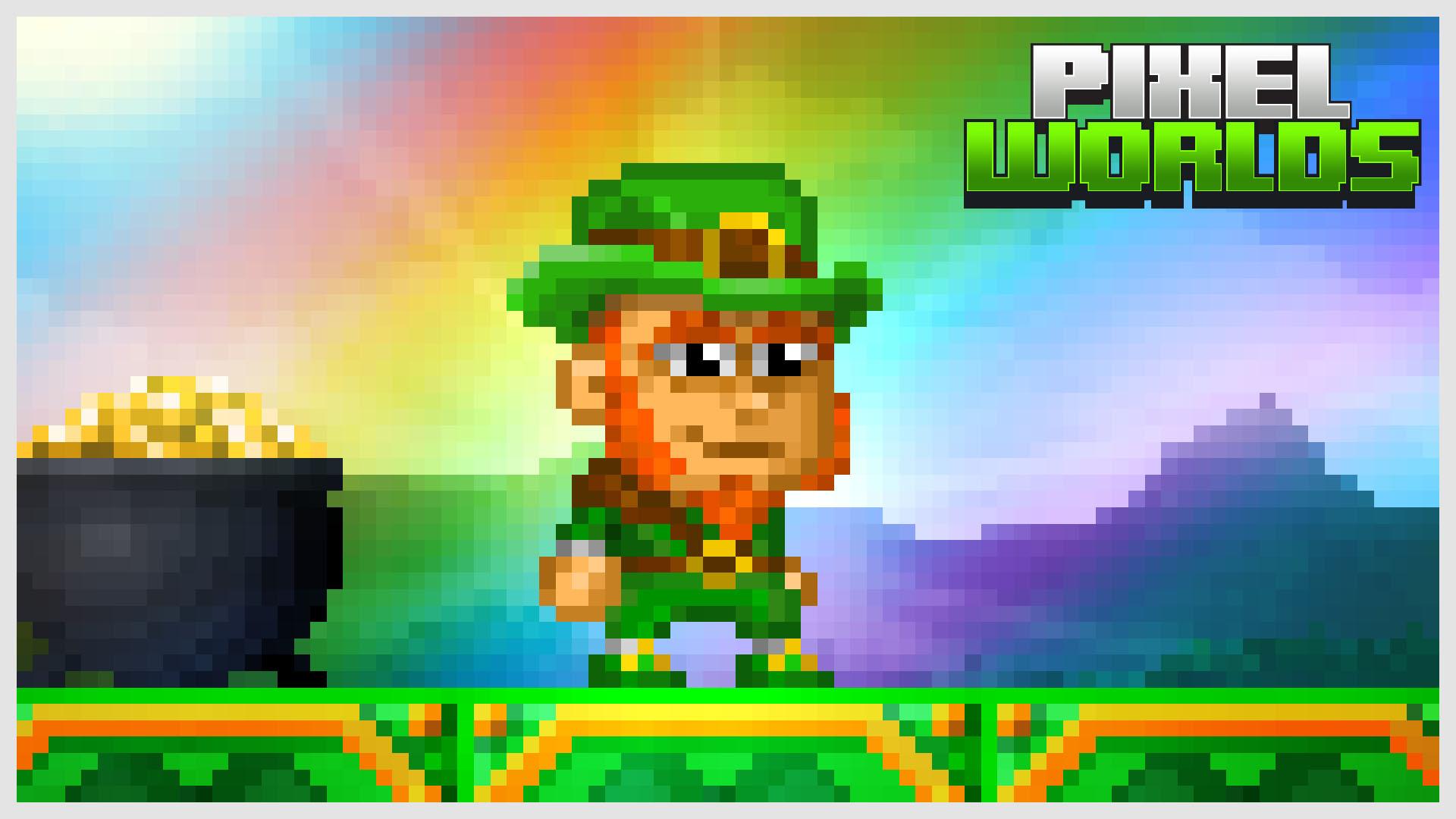 Showcase :: Pixel Worlds