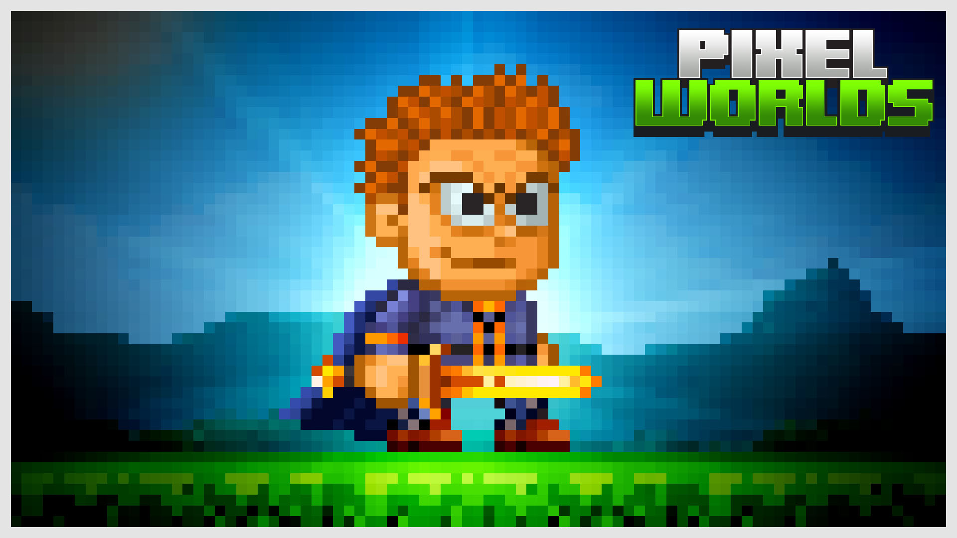 Showcase :: Pixel Worlds