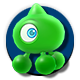 Sonic Forces Green Wisp