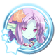 Moero Chronicle Level 5 Badge