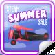 Summer Sale 2017 Lvl 2,000+