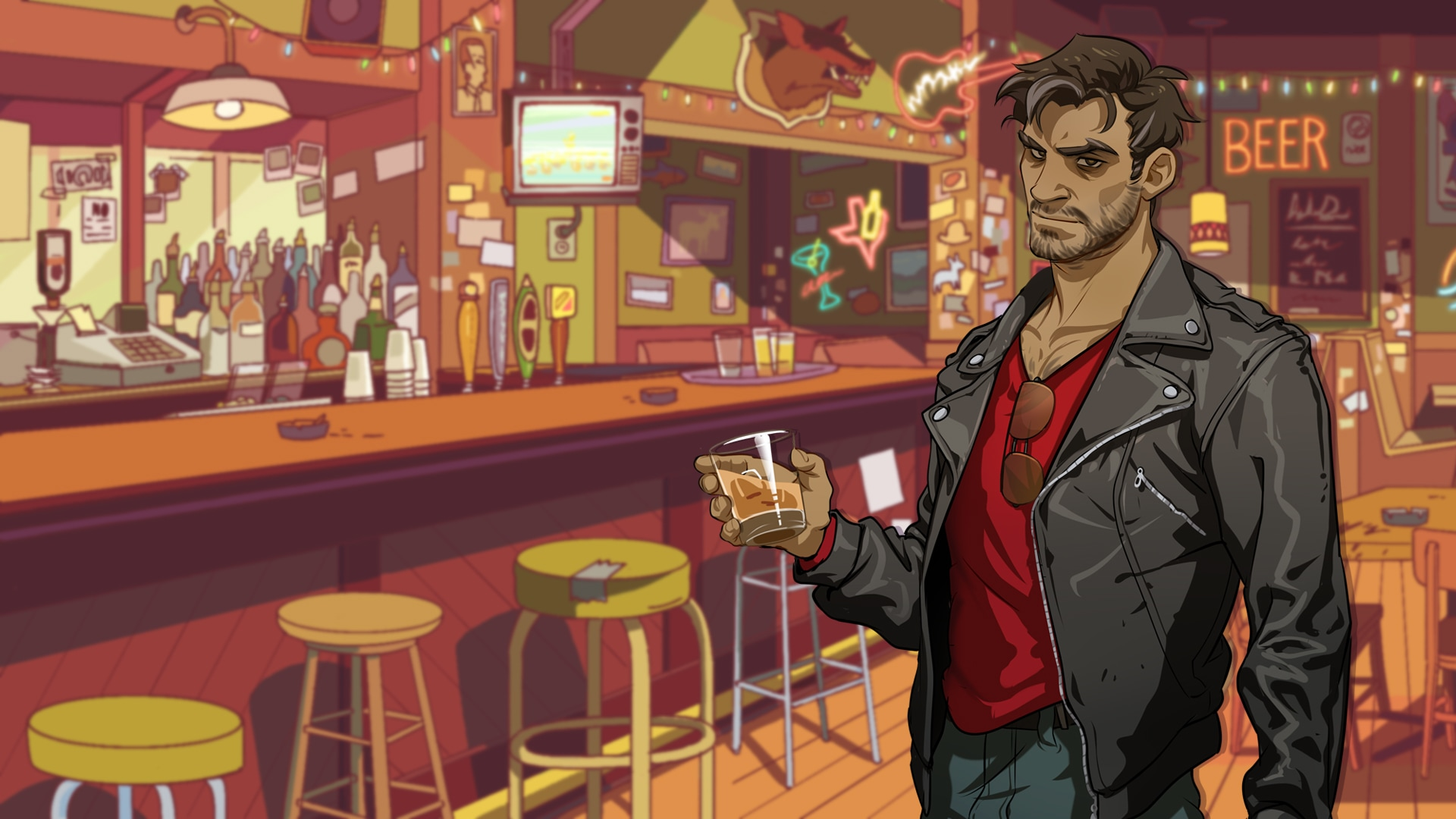 Steam Card Exchange :: Showcase :: Dream Daddy: A Dad Dating Simulator