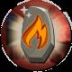Fireball Rune