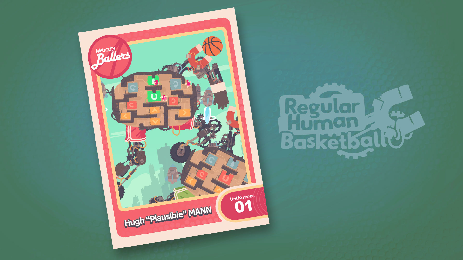 Showcase :: Regular Human Basketball