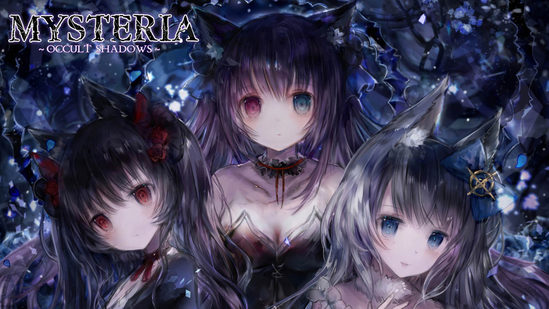 Showcase :: Mysteria~Occult Shadows~