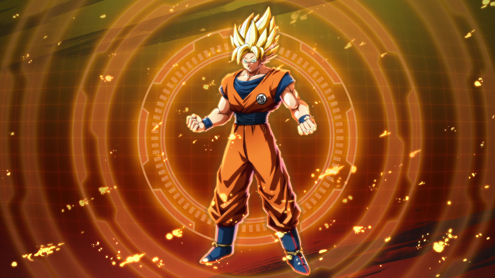 Steam Card Exchange :: Showcase :: DRAGON BALL FighterZ
