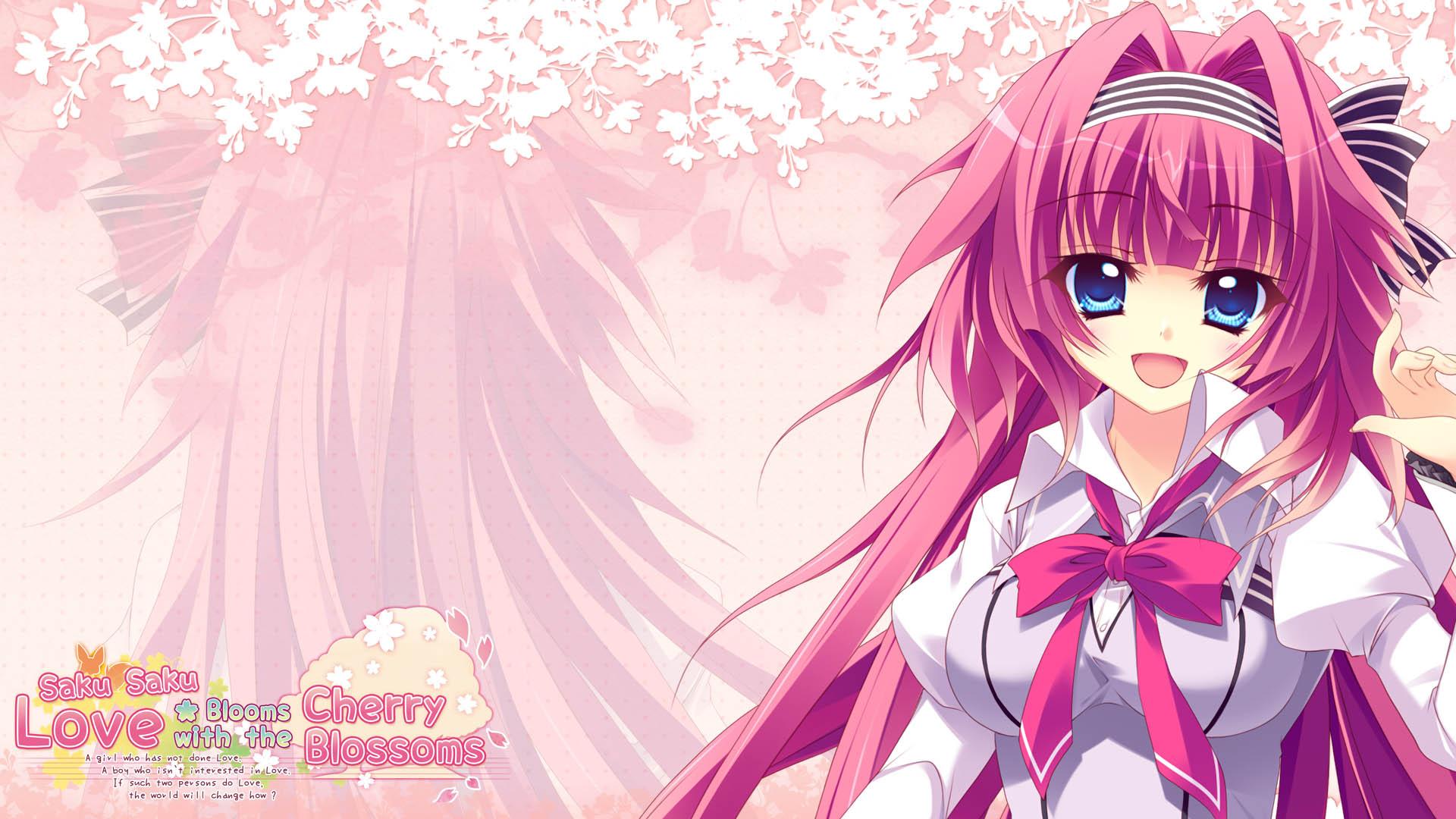 Steam Card Exchange :: Showcase :: Saku Saku: Love Blooms with the ...
