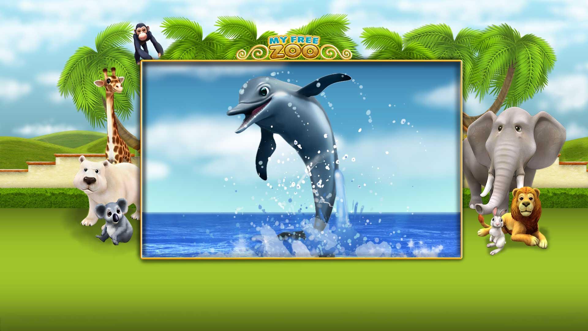 Showcase :: My Free Zoo