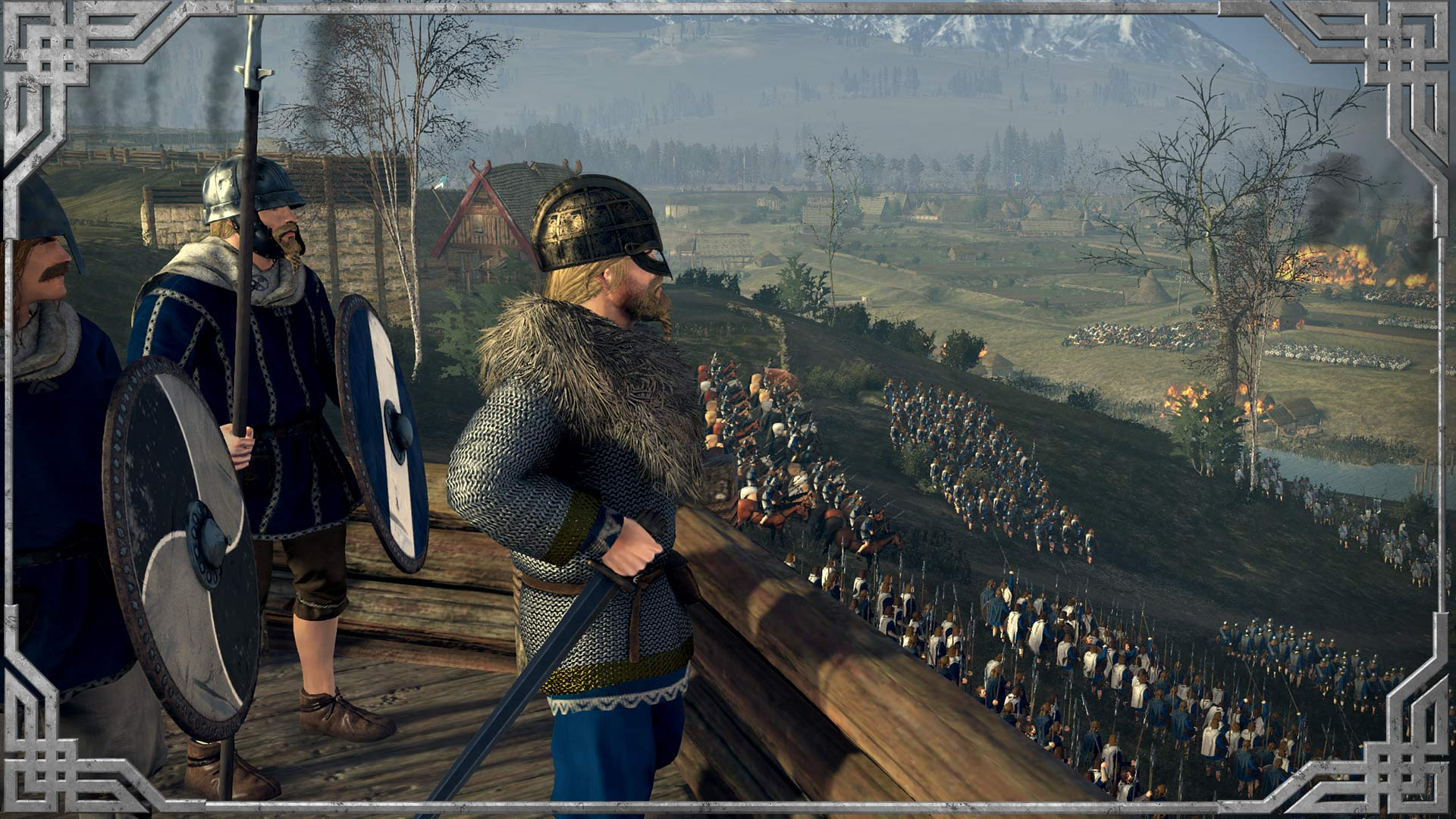 Showcase :: Total War Saga: Thrones of Britannia