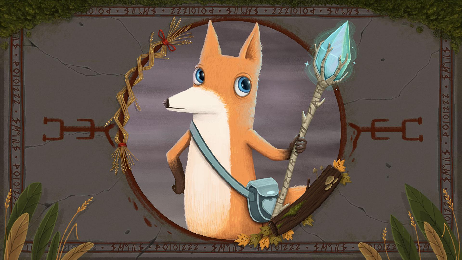 Image result for fox little misfortune