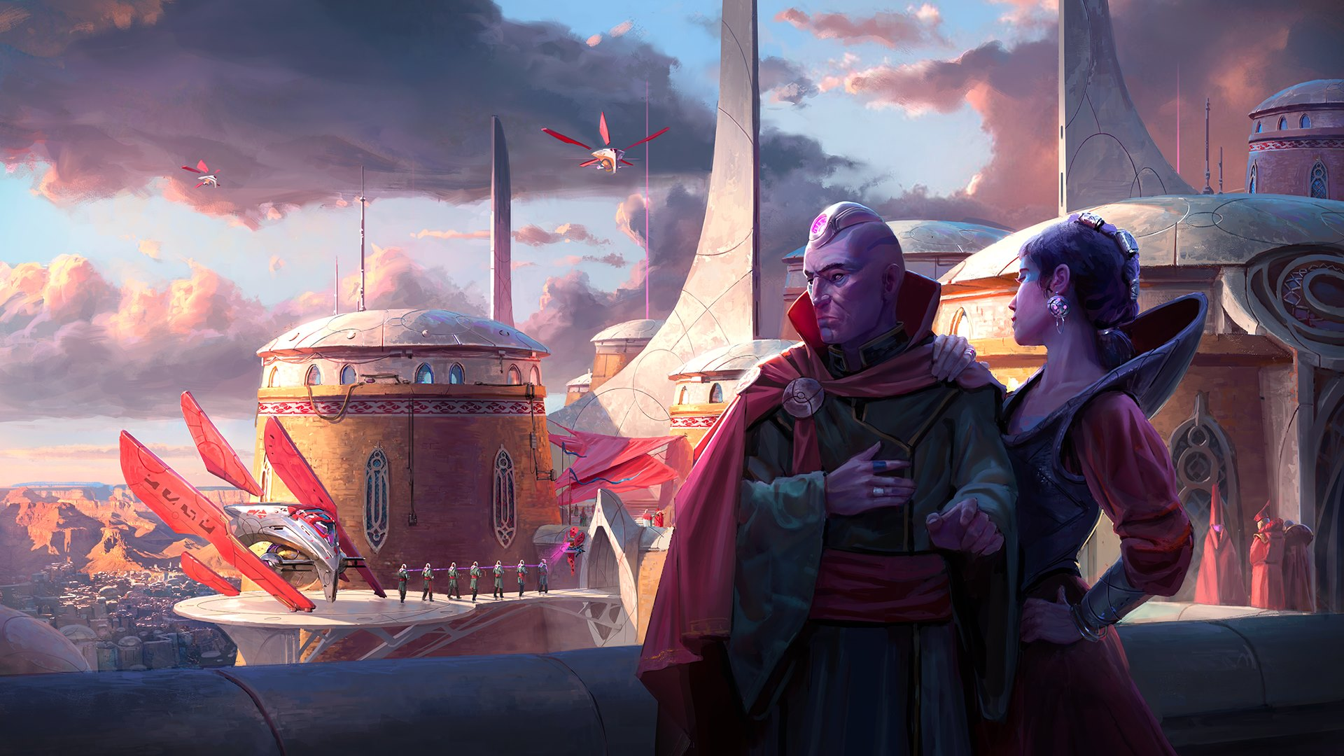 Showcase :: Age of Wonders: Planetfall