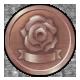 Dark Rose Valkyrie Level 3 Badge