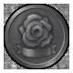 Dark Rose Valkyrie Level 1 Badge
