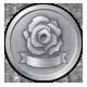 Dark Rose Valkyrie Level 4 Badge
