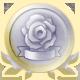 Dark Rose Valkyrie Foil Badge