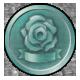 Dark Rose Valkyrie Level 2 Badge